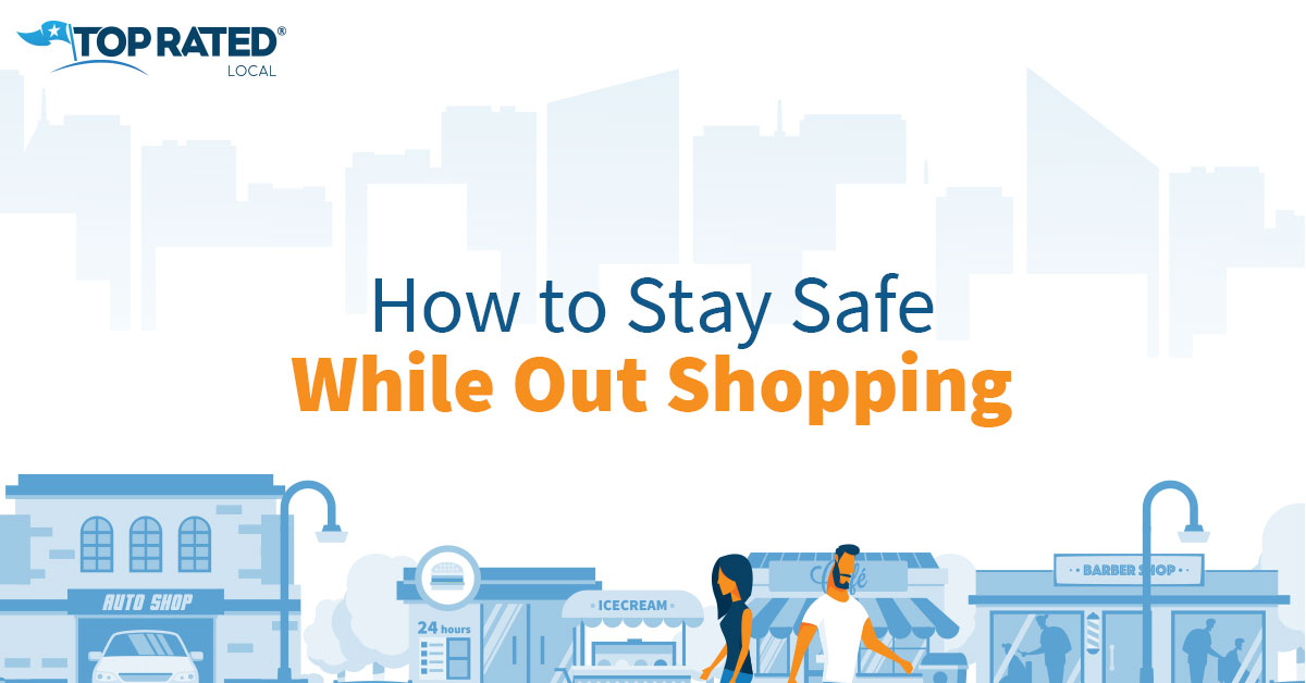 How to Stay Safe While Out Shopping