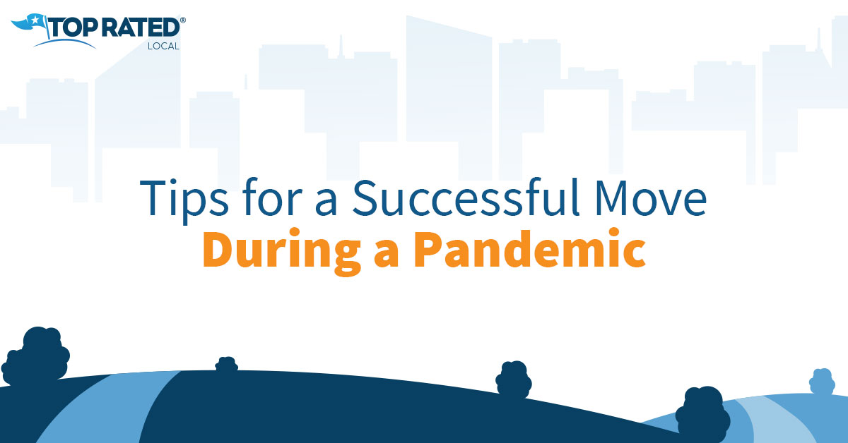 Tips for a Successful Move During a Pandemic