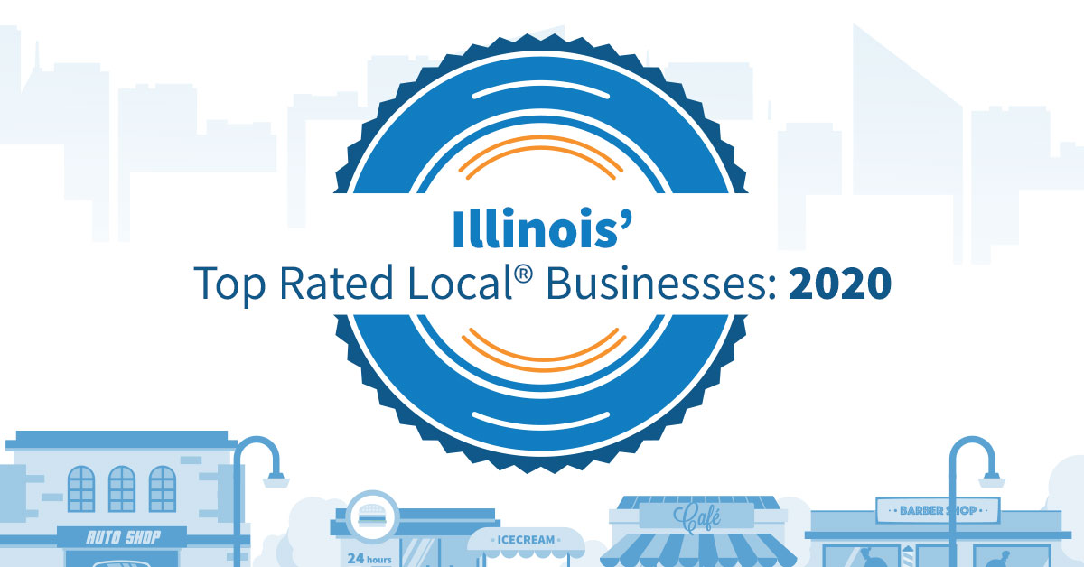 Illinois' Top Rated Local® Businesses: 2020