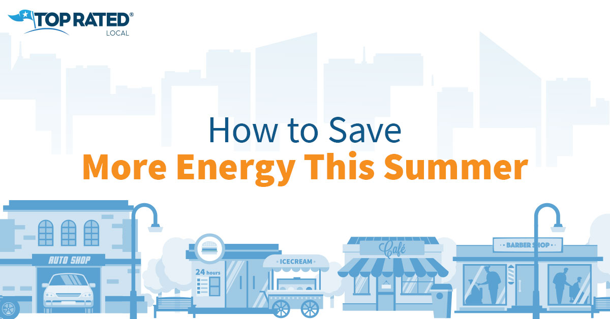 How to Save More Energy This Summer