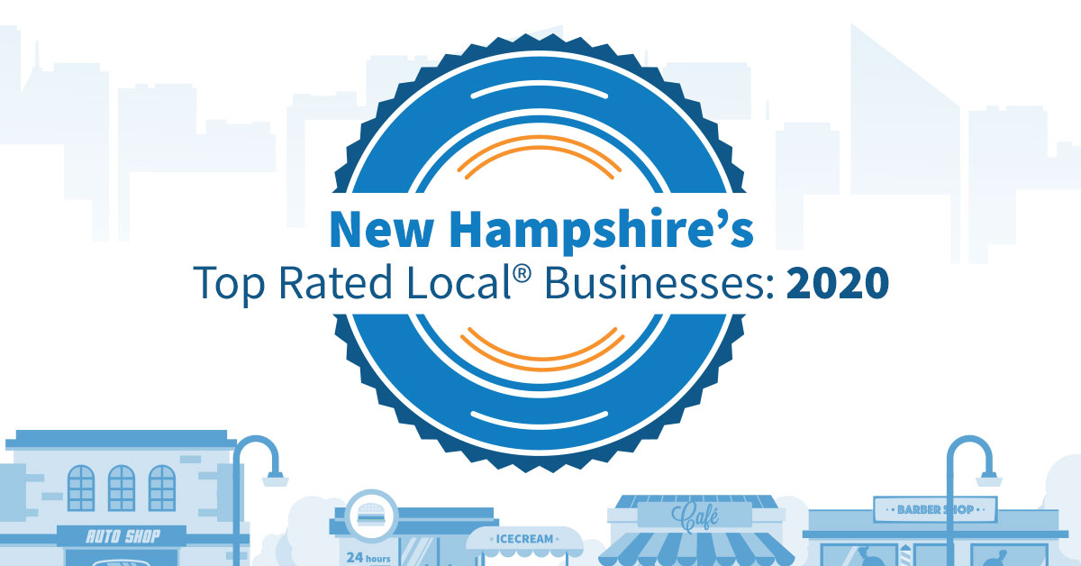 New Hampshire's Top Rated Local® Businesses: 2020