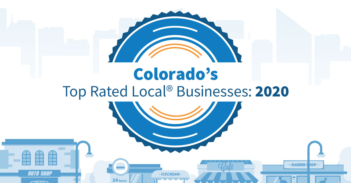 Colorado's Top Rated Local® Businesses: 2020