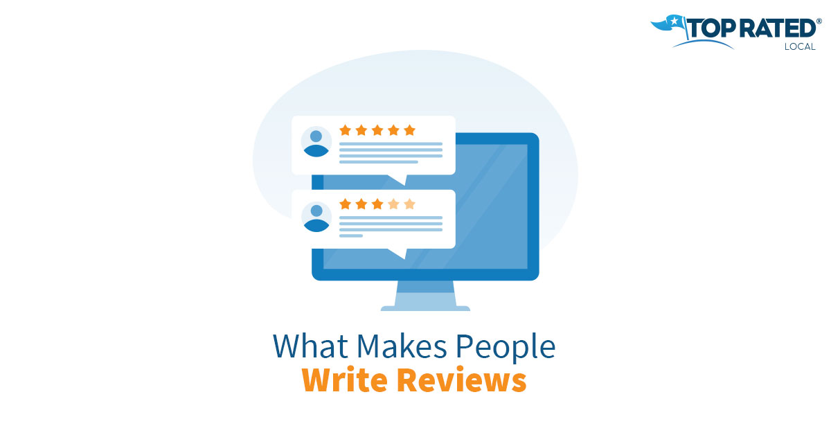 What Makes People Write Reviews