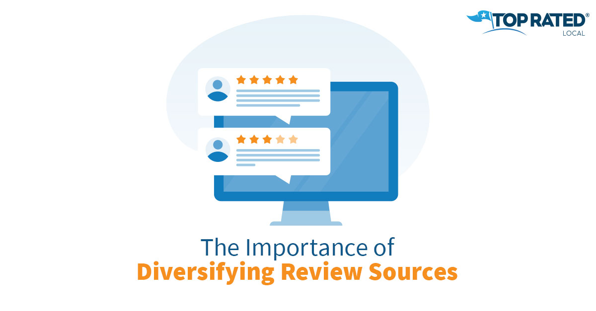 The Importance of Diversifying Review Sources
