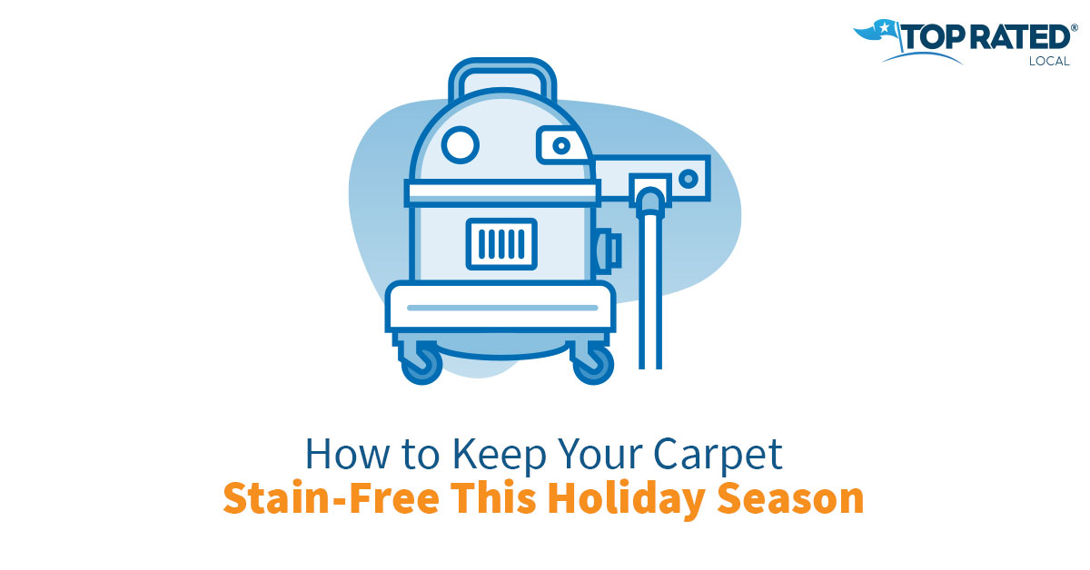 How to Keep Your Carpet Stain-Free This Holiday Season