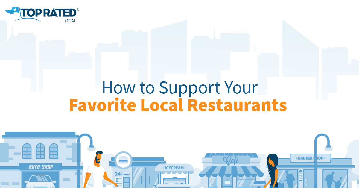 How to Support Your Favorite Local Restaurants