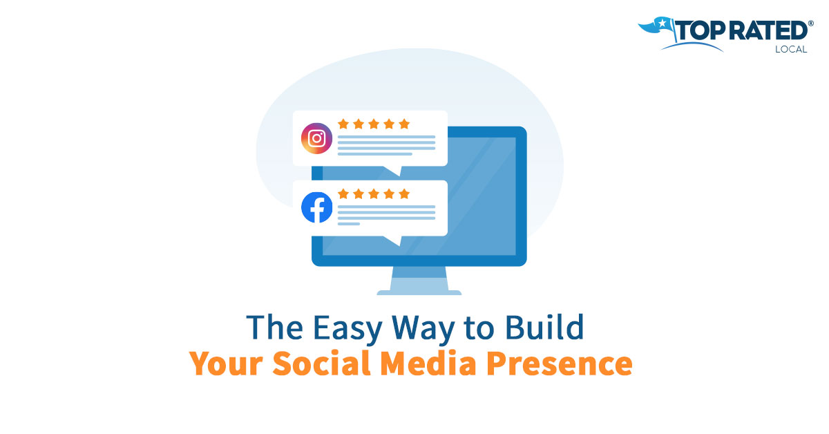 The Easy Way to Build Your Social Media Presence