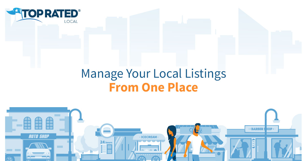 Manage Your Local Listings From One Place