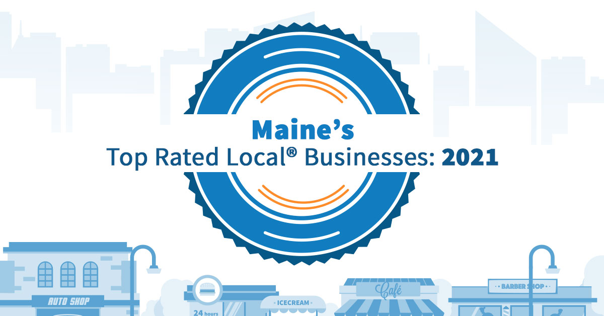 Maine's Top Rated Local® Businesses: 2021