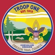 Troop One Logo