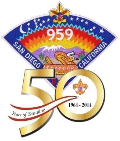 Boy Scouts of America Troop 959