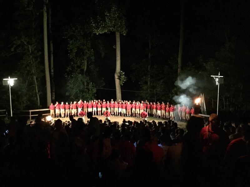 Opening Night Campfire