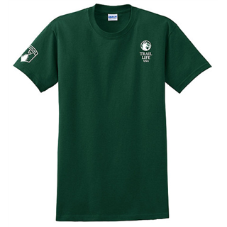 Woodland Trails Moisture Wicking T-shirt