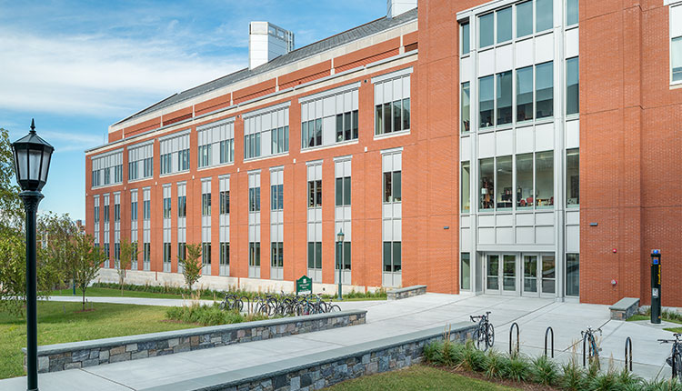 UVM STEM Building – Discovery Hall