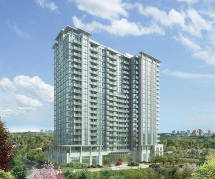 Savvy Condominiums at Cosmo at 34 Glendora Avenue, Toronto, Ontario. Image 1