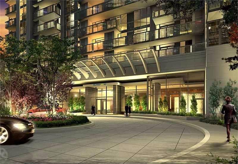 Savvy Condominiums at Cosmo at 34 Glendora Avenue, Toronto, Ontario. Image 2