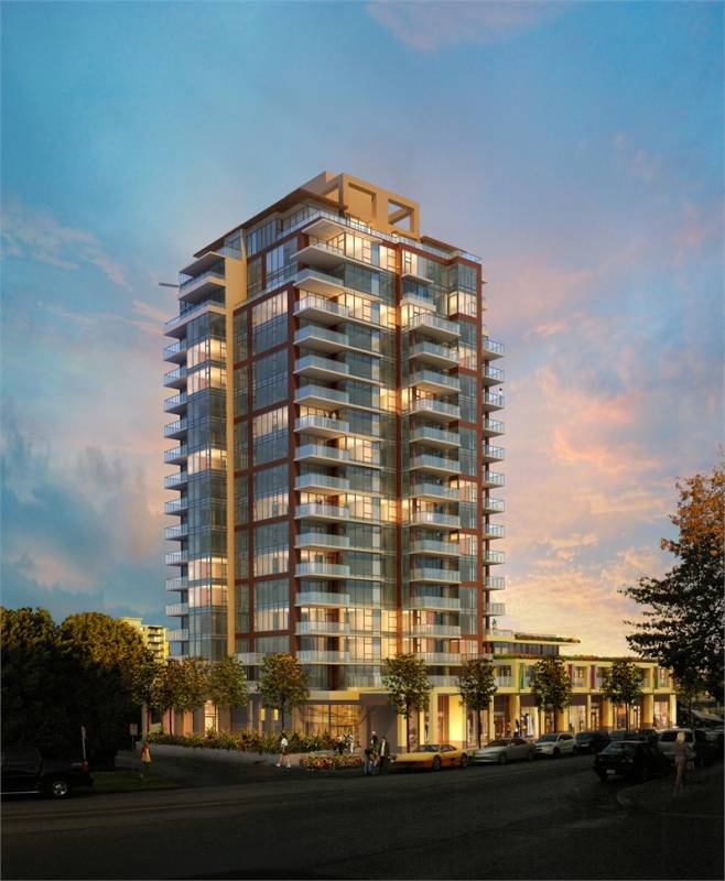 15 West at 150 15th St W, North Vancouver, British Columbia. Image 3