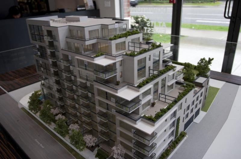 Bravo Condos at NB Cooney Rd FS Westminster Hwy, Richmond, British Columbia. Image 4