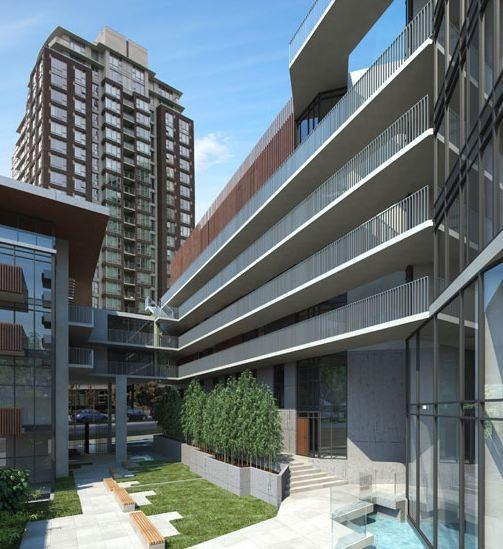 The Mark Vancouver at 1372 Seymour Street, Vancouver, British Columbia. Image 1