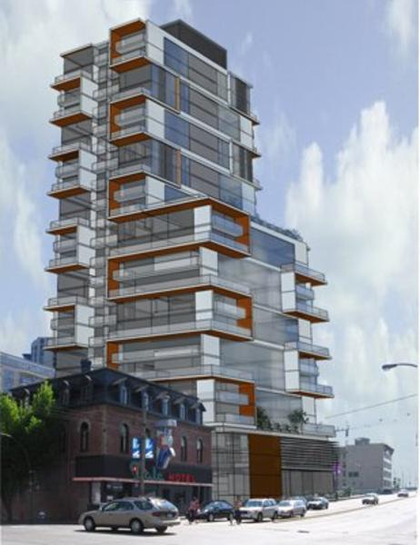 The Rolston at 1336 Granville St, Vancouver, British Columbia. Image 4