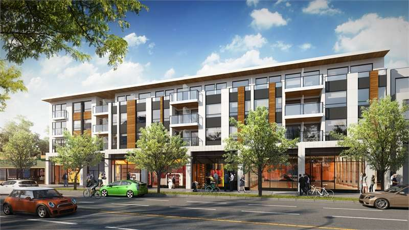 Kits West at 2858 W 4th Ave, Vancouver, British Columbia. Image 3