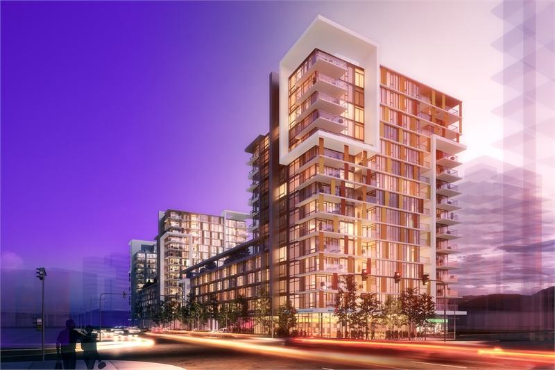 The Residences at West at 195 W 2nd Ave Vancouver, Vancouver, British Columbia. Image 1