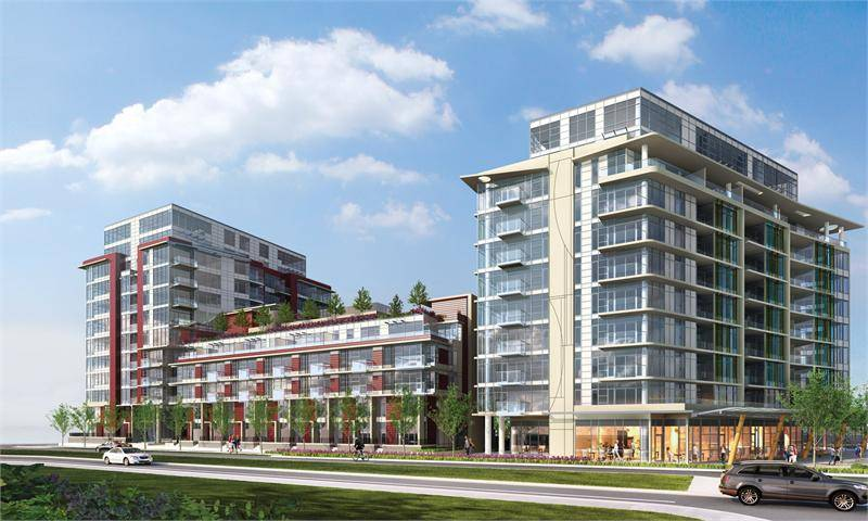 The One Pinnacle Living at 38 W 1st Ave, Vancouver, British Columbia. Image 1