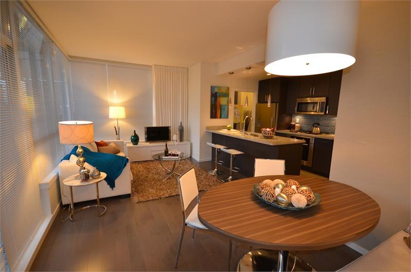 The One Pinnacle Living at 38 W 1st Ave, Vancouver, British Columbia. Image 2