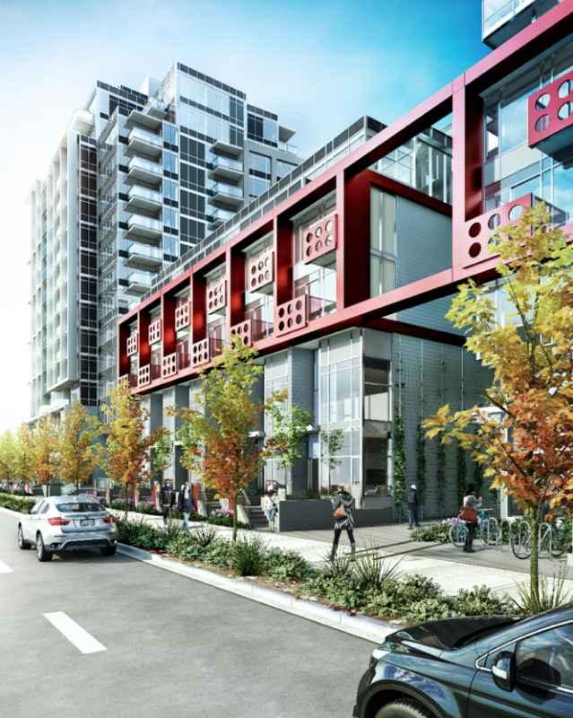 Block 100 at 1695 Main Street Vancouver, Vancouver, British Columbia. Image 8