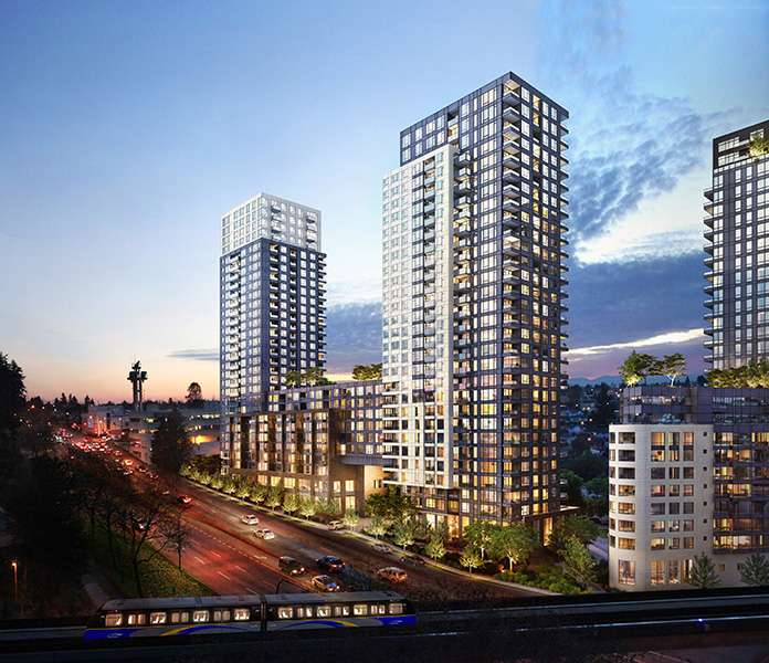Wall Centre Central Park at 5581 Boundary Rd Vancouver, Vancouver, British Columbia. Image 3