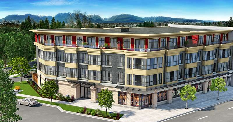 Charm Condos at 3688 Inverness St, Vancouver, British Columbia. Image 1