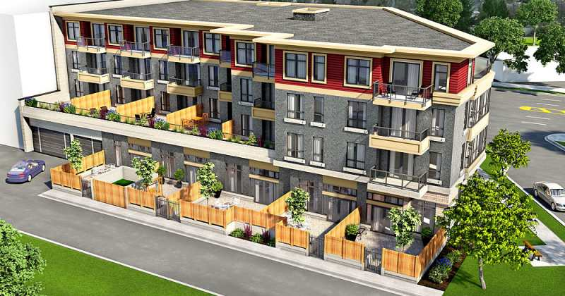 Charm Condos at 3688 Inverness St, Vancouver, British Columbia. Image 2