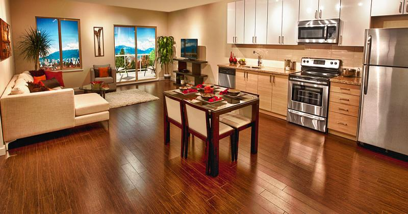 Charm Condos at 3688 Inverness St, Vancouver, British Columbia. Image 5