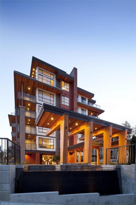 Sail Condos at 5983 Gray Avenue, Vancouver, British Columbia. Image 2