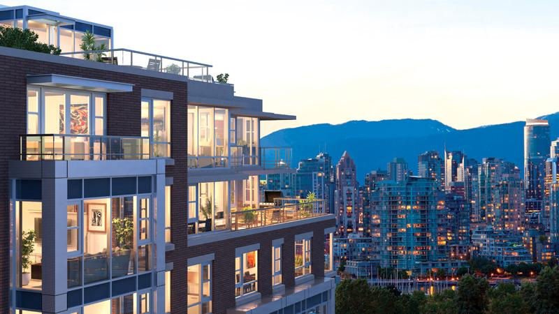 Cambie 7 Condos at 538 W 7th Ave, Vancouver, British Columbia. Image 1