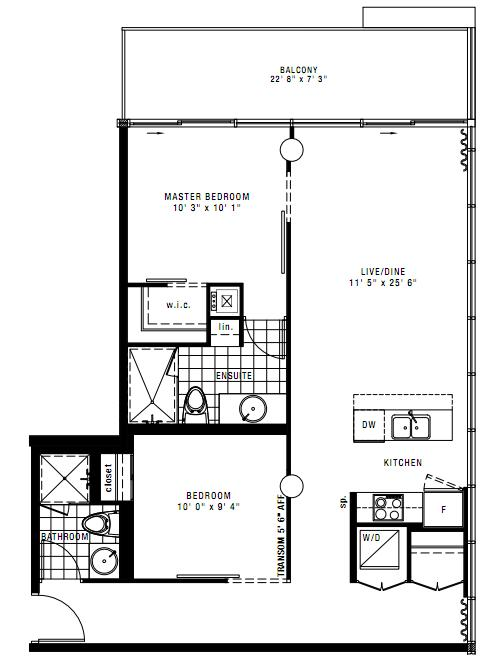 Floor plan of fashion house house plans for 1 king west floor plans
