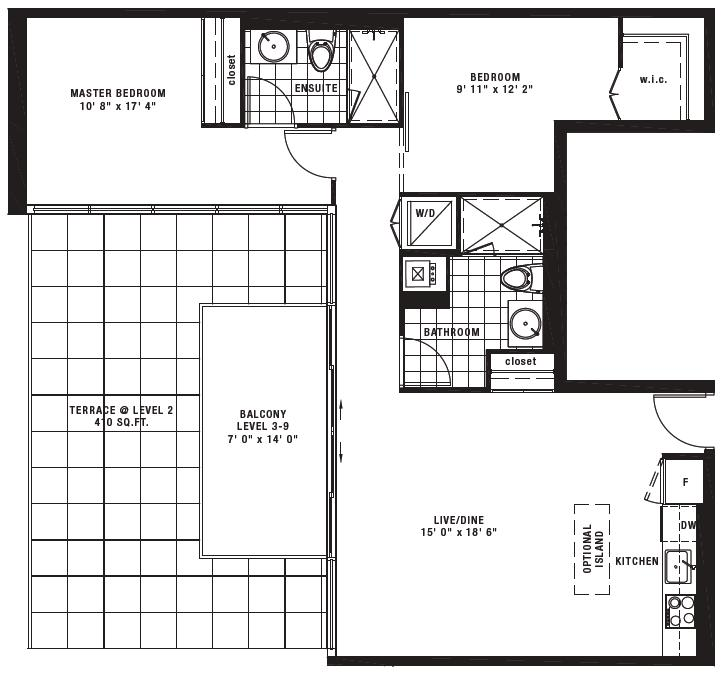Toronto house floor plans house and home design for 1 king west floor plans