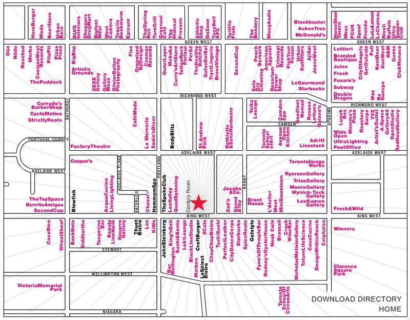Fashion House at 560 King Street West, Toronto, Ontario. Image 3