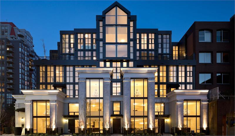 Artemisia at 1104 Hornby St, Vancouver, British Columbia. Image 2
