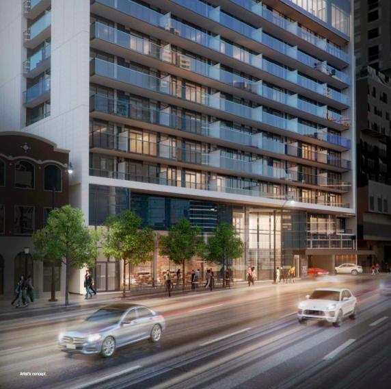 330 Richmond at 330 Richmond Street West, Toronto, Ontario. Image 7