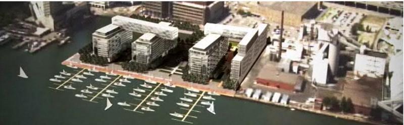 Pier 27 Residences On The Lake Phase 1 at 25 Queens Quay E, Toronto, Ontario. Image 1