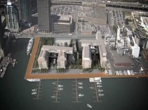 Pier 27 Residences On The Lake Phase 1 at 25 Queens Quay E, Toronto, Ontario. Image 2