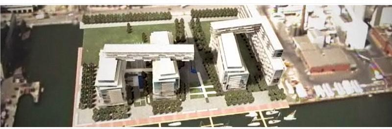 Pier 27 Residences On The Lake Phase 1 at 25 Queens Quay E, Toronto, Ontario. Image 6