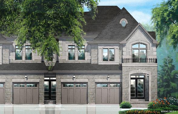 Simona Place at Garth Street & Rymal Road West, Hamilton Mountain, Ontario. Image 1