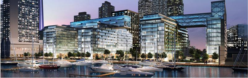 Pier 27 Residences On The Lake Phase 2 at 25 Queens Quay E, Toronto, Ontario. Image 6