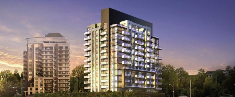 The Grand Condominiums at Waterscape at 150 Water St N, Galt East, Ontario. Image 4