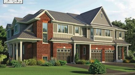 Springwood Town Residences at 100 Chester Drive, Galt East, Ontario. Image 1