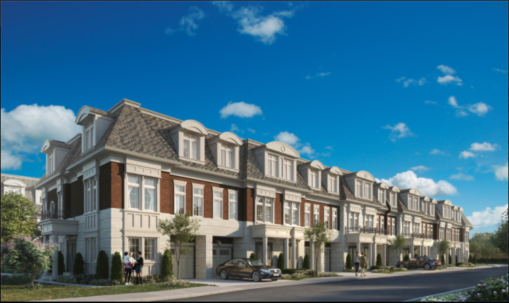 Manors of Mineola at 1640 Crestview Avenue, Mississauga, Ontario. Image 1