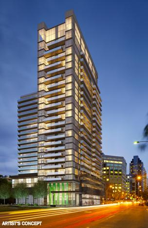 Fly Condos at 352 Front St W, Toronto, Ontario. Image 1