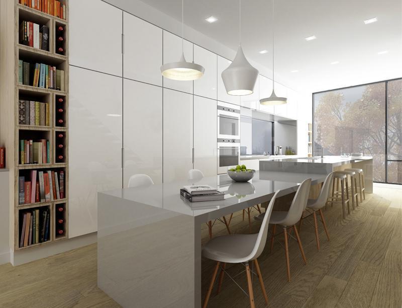 CORE Modern Homes at 538 Eglinton Avenue East, Toronto, Ontario. Image 4